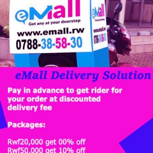 emall delivery solution