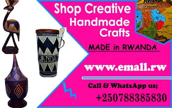 made in Rwanda and Craft